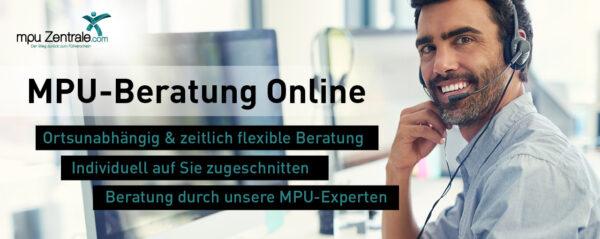 MPU Beratung Online