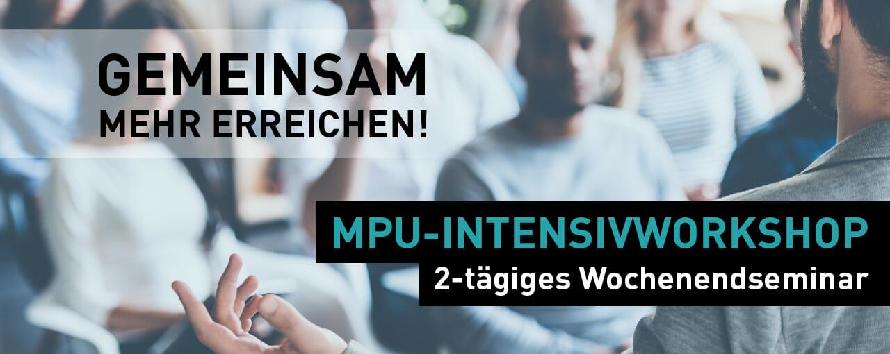 MPU-Intensivworkshop
