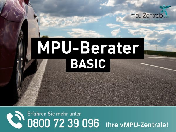 MPU Berater Ausbildung Basic