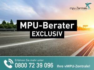 MPU Berater Ausbildung Exclusiv