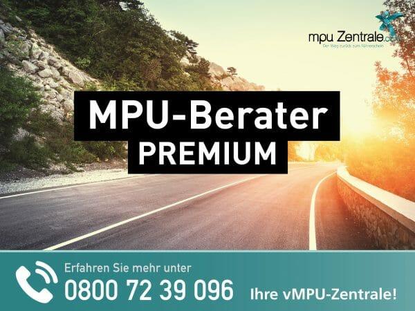 MPU Berater Ausbildung Premium