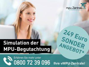Simulation der MPU